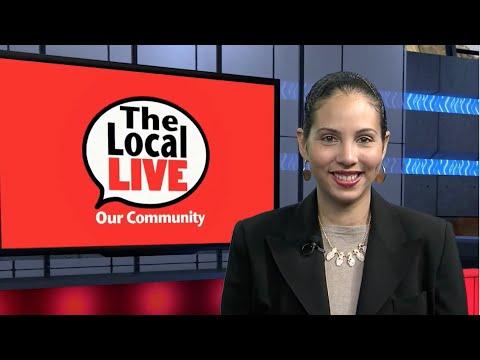 Anchors Alexandria Garcia & Ian Sacks host The Local Live