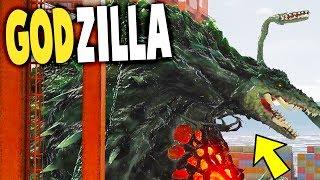 Godzilla - KAIJU MONSTER THAT CAN WRECK GODZILLA?? - Godzilla 2014 Gameplay