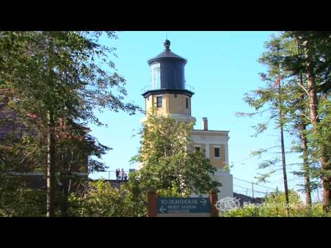Split Rock Lighthouse, Minnesota - Destination Video - North