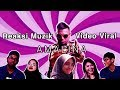 Reaksi Muzik VIdeo Viral 'AMALINA'
