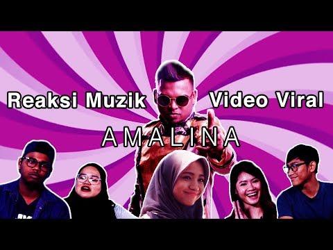 Reaksi Muzik VIdeo Viral