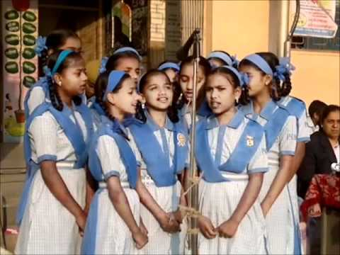 26th Jan 2012 Girls group song | Colorss Foundation