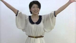 PON!お天気お姉さんのオーディション用の動画です。