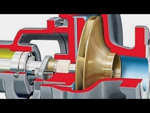 Centrifugal Pump|Overhauling| Clerances 1/4