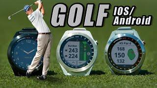 Review Golf Buddy AIM W10 GOLF GPS SMARTWATCH 2020