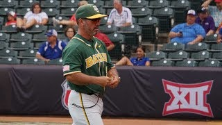 Phillips 66 Big 12 Baseball Championship Game 7 - Baylor Press Conference