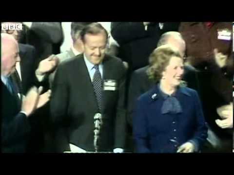 Kenneth Clark on being a Thatcher employee.