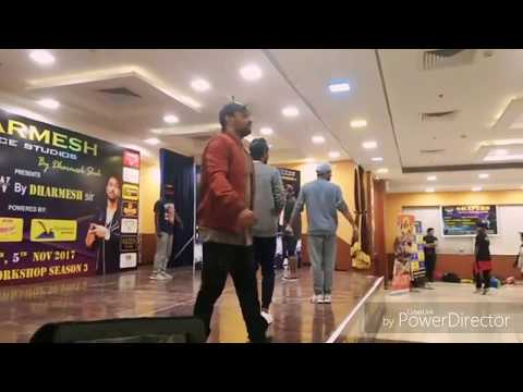 Dharmesh sir dance choreography and dance tutorial Mumbai mulund