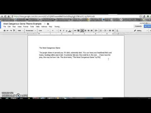 Effective Presentations Introduction (APA / Harvard) from YouTube · Duration:  3 minutes 30 seconds