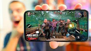 MI PRIMERA PARTIDA DE MODO ZOMBIES en Call Of Duty MOBILE - AlphaSniper97