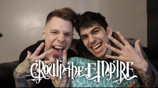 5 Favorite Albums with Crown The Empire // Andy Leo Interview 2015