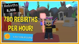 🔴 Rebirthing! ROBLOX Mining Simulator (Giveaway every 10 minutes)