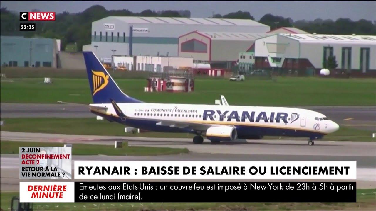 Ryanair : le dilemme imposé au salariés