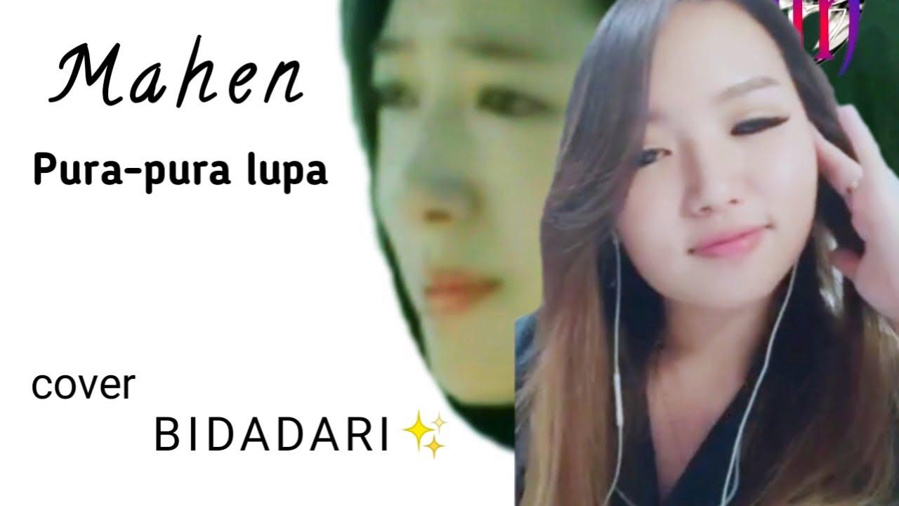 MAHEN - Pura pura lupa (cover BIDADARI) - Nono live.. DRAKOR video klip