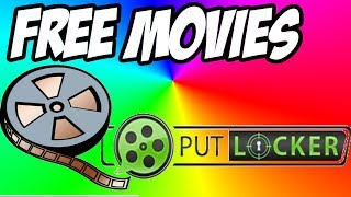 How to Download movies from Putlocker.is For free :)