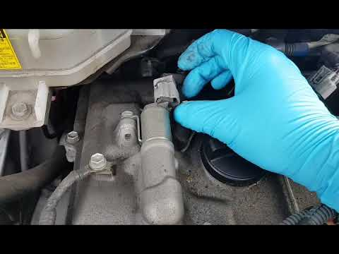Toyota Prius 3rd Gen Engine Noise Solution