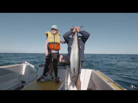 Norfolk Island Fisherman - David Bigg