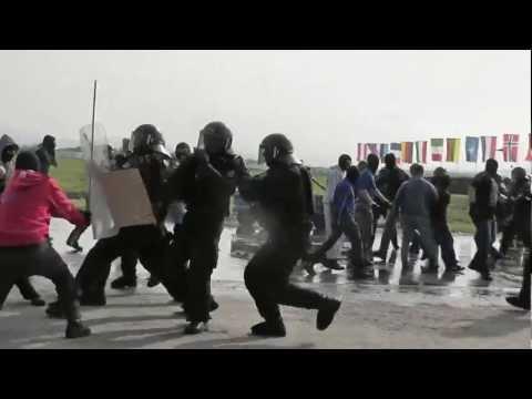 Dny NATO 2012 - Ukázka činnosti pořádkových jednotek