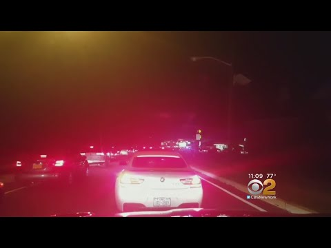 CBS2 Exclusive: Bayonne Bridge Closure Sparks 'Insane' Sunday Night Gridlock