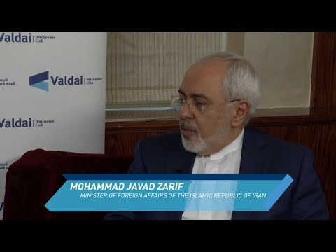 Javad Zarif: There Is a Problem of Anxieties In the Persian