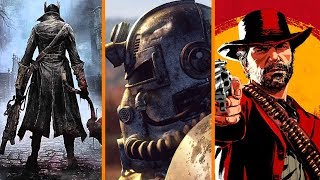 Bloodborne 2 & Sunset Overdrive 2 LEAKED? + Fallout 76 PVP Details + T2 Talks Down RDR 2