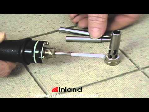changing tips on inland 39 s instaheat soldering iron yourepeat. Black Bedroom Furniture Sets. Home Design Ideas