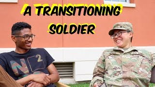 Interview with Transitioning Soldier FTM Army/Lifestyle/Fashion