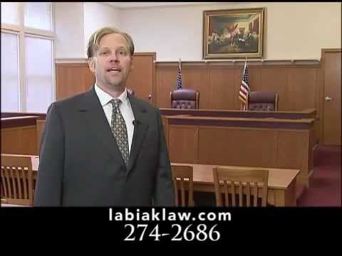 Attorney Stephen Labiak Commercial