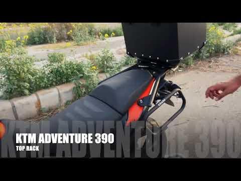 KTM adventure 390 luggage ideas