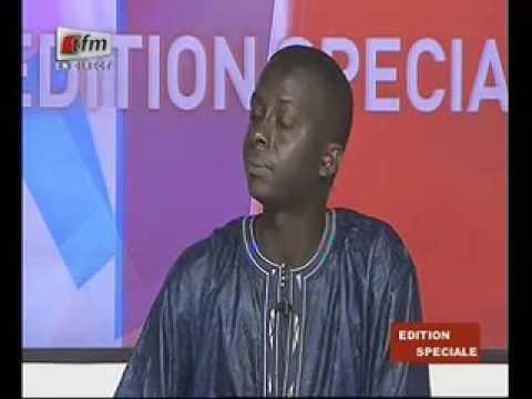 Karim Wade libéré - les remarques de Mamadou Ibra Kane