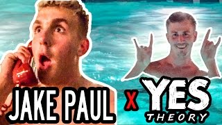 JACUZZI HOPPING LA's FANCIEST HOTELS ft. Jake Paul | Yes Theory
