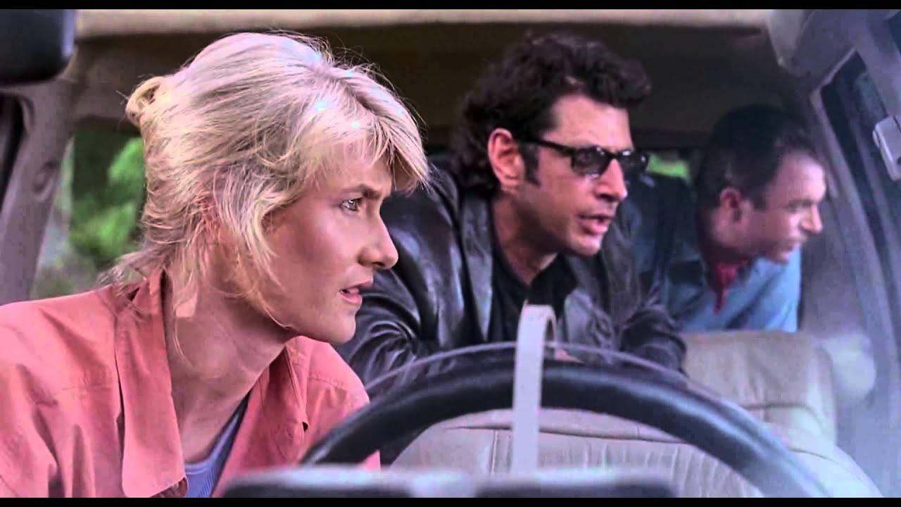 Películas Para La Historia Las Frases De Jurassic Park