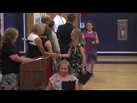 Switlik Elementary School 5th Grade Moving Up Ceremony - 6/15/2017