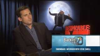 We Throw it Back with Steve Carell  | BlackTree On TV