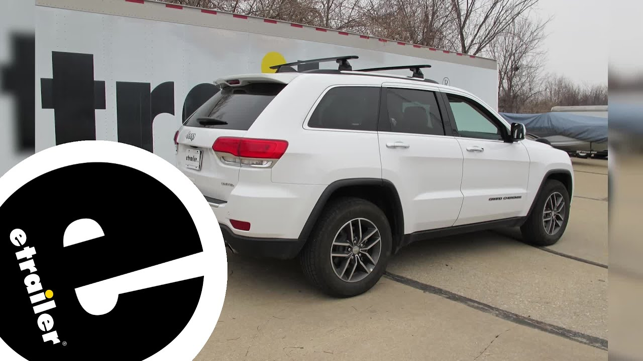 small resolution of trailer wiring harness installation 2018 jeep grand cherokee etrailer com