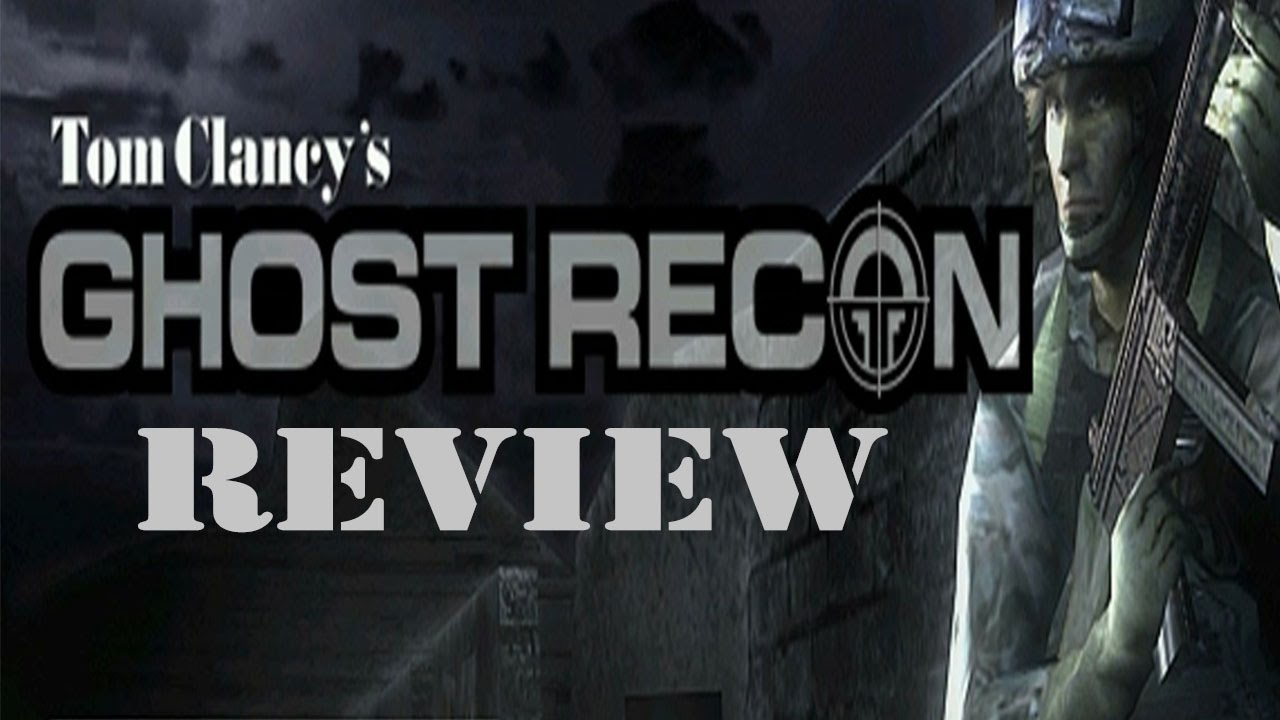 Ghost Recon 1 PC Review