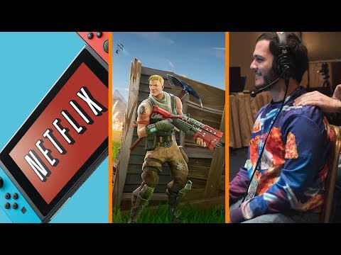 NO NETFLIX for Switch  Fortnite BIGGEST GAME EVER?  AGDQ Breaks Records  The Know