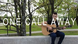 One Call Away - Charlie Puth (Fingerstyle Guitar Cover by Vadim Kobal)