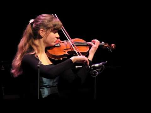 Boglárka Erdös Nationale Finale Prinses Christina Concours 2011