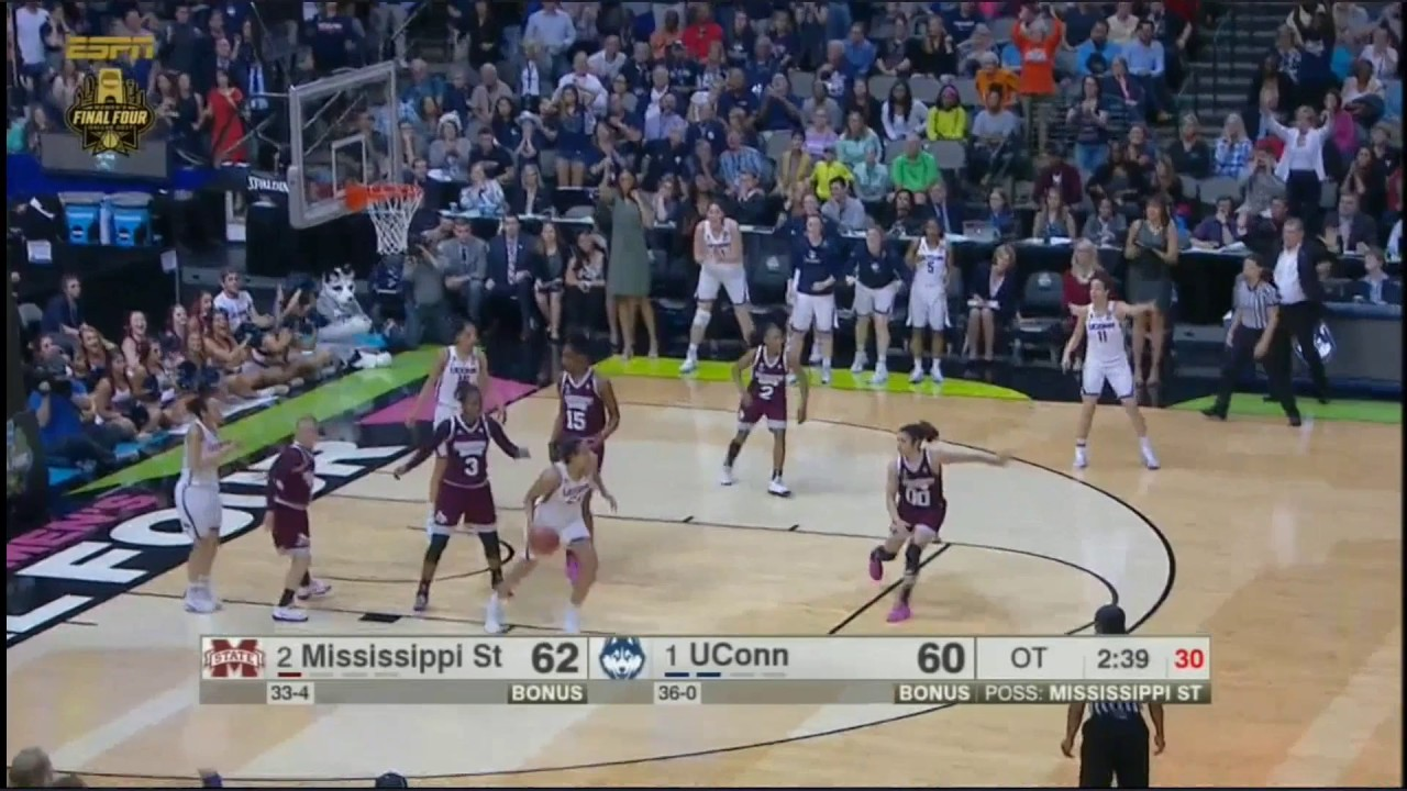 Notre Dame beats Mississippi State with buzzer-beater