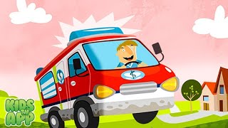 Little hospital game by fox and sheep . New game 2020. Created by cartoon tv bd.