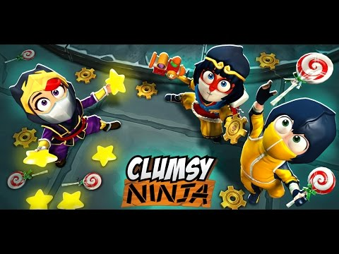 Clumsy Ninja - Summer Event Extravaganza!
