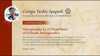 Antroposofia: Le 13 Notti Sante ed il Natale Antroposofico