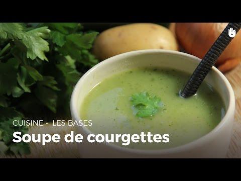 la-soupe-de-courgettes---recette-de-soupe-simple-&-délicieuse---hd