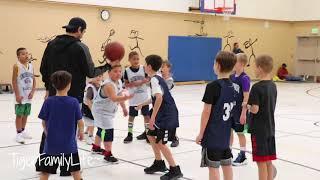 Basketball Practice | Mid Season | TigerFamilyLife~