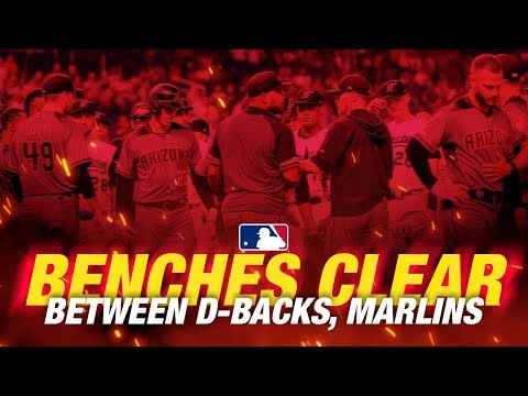 Benches clear in Miami