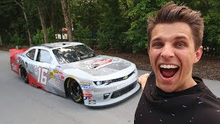 Buying An ILLEGAL NASCAR From America!