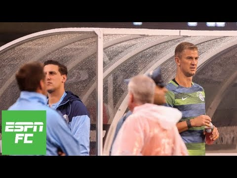 What happened to Joe Hart? | ESPN FC