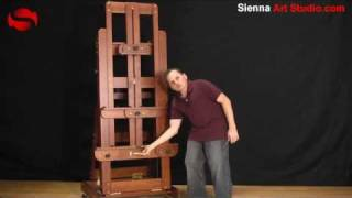 Sienna Studio Counterweight Easel