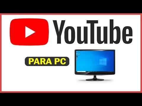 Como Descargar YouTube para PC (Windows) | 2021 | Ultima Version | El Mejor Metodo